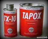 FERTAN TAPOX 2-Komponenten TANKVERSIEGELUNG;Tank;ROST;Auto;Motorrad;Tankbeschichtung,Innenbeschichtung,Tankrestaurierung